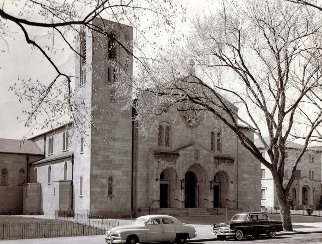 Church exterior mid 40s (2)