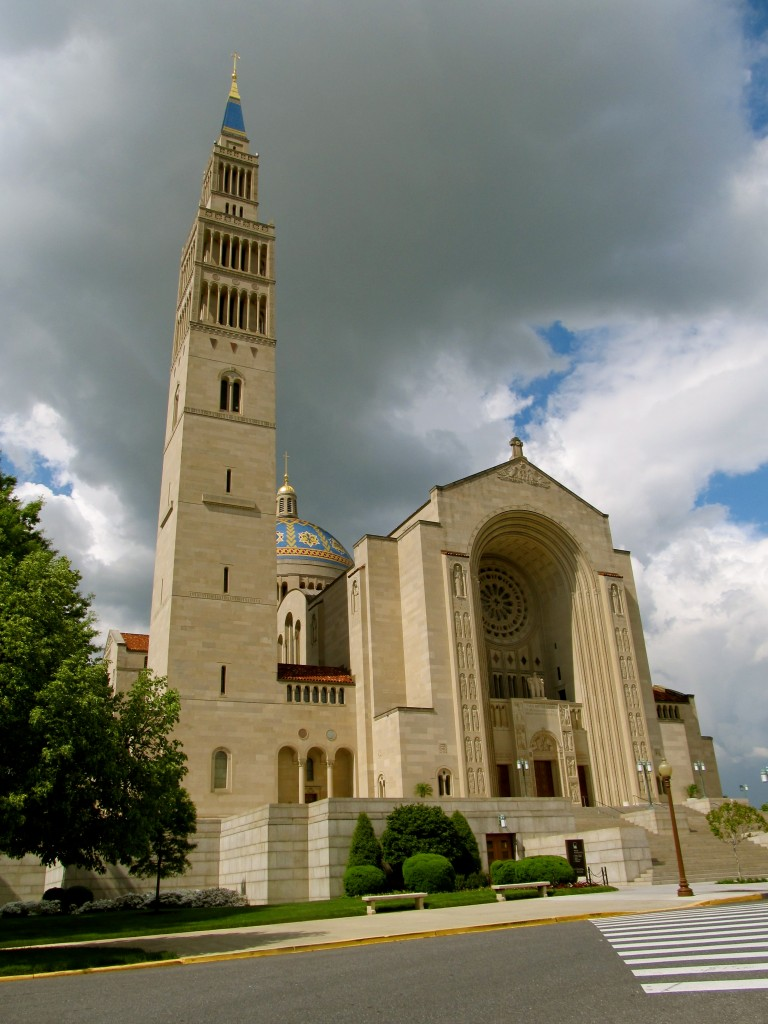 Basilica of the National Shrine of the Immaculate Conception. America's Catholic Church and Cathedral for the Archdiocese of Washington