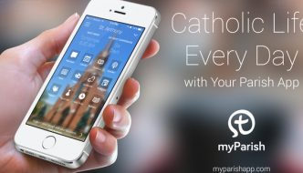NEW myParish App for our church